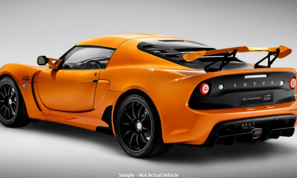Lotus Exige Sport 410 for sale