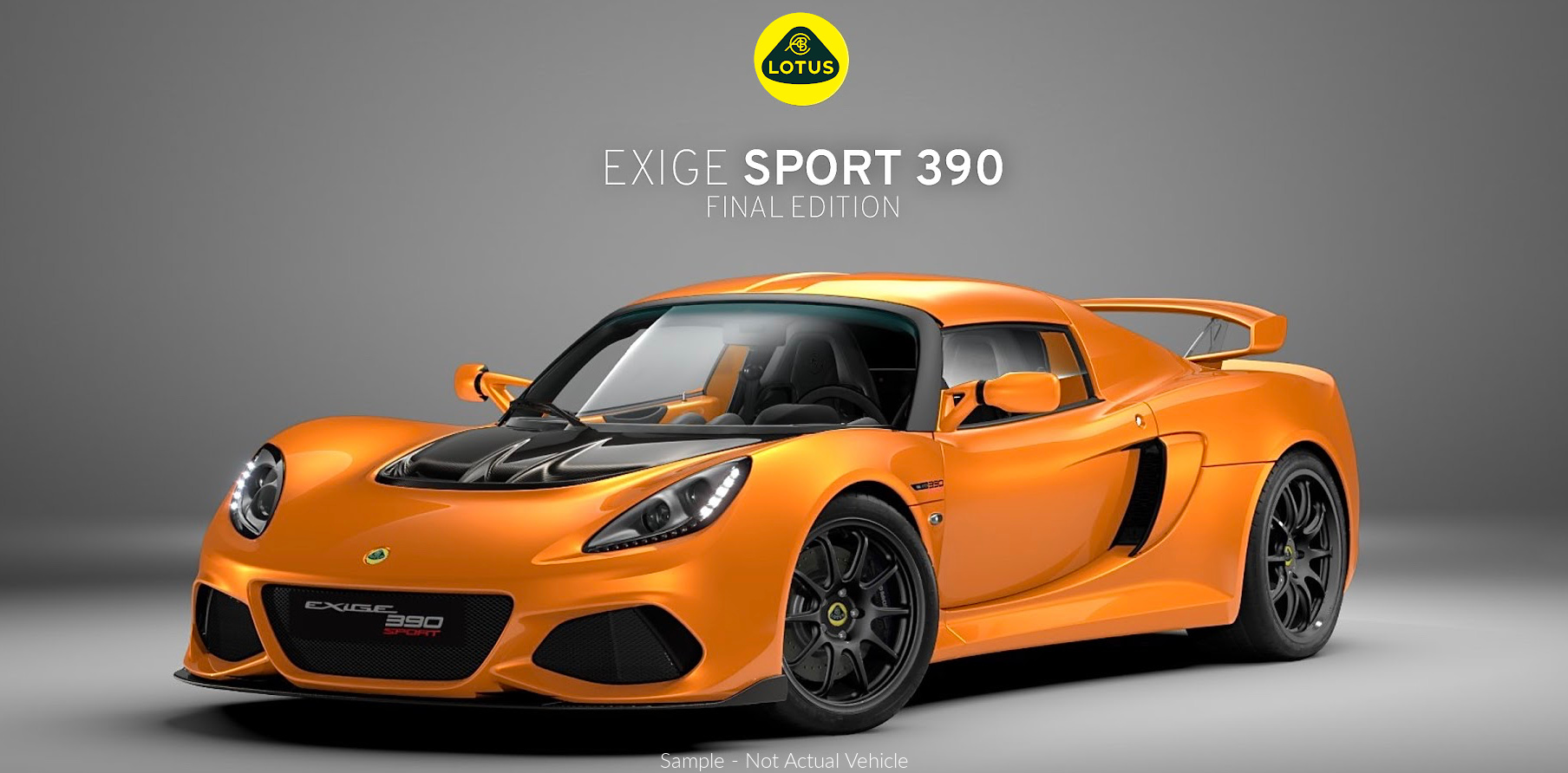 Lotus Exige Sport 390 Final Edition For Sale Perth