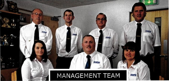 AutoSupplies - Management Team