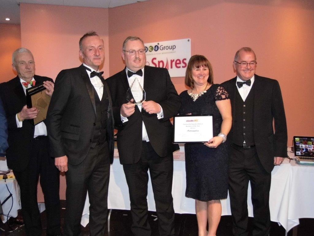 Autosupplies win local awards