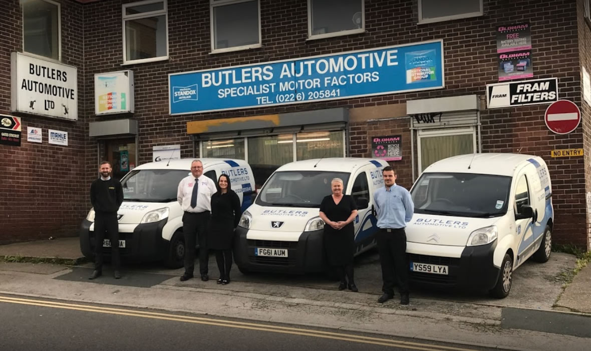 Butlers Automotive