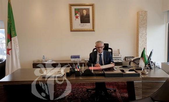 ferhat ait ali braham  nouveau ministre de l u2019industrie et