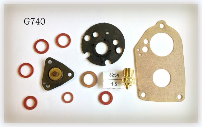 Necessaire De Reparation Carburateur Solex 22 Icbt Bict Kit Pour Renault 4cv Et Dauphine Carburation Renault 4cv Catalogue