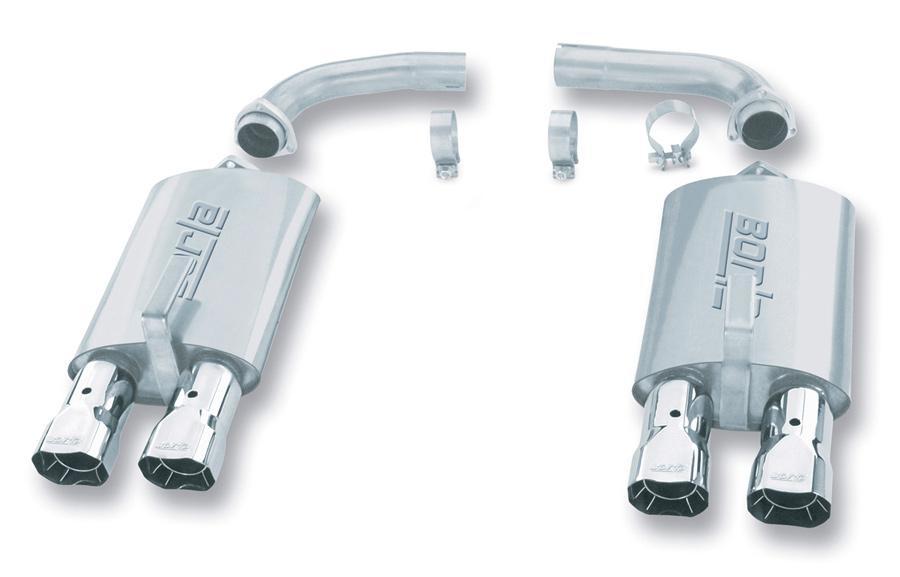 borla exhaust system 11916