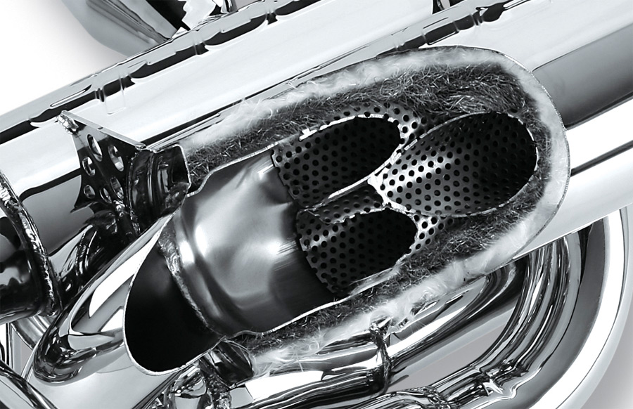 borla exhaust system