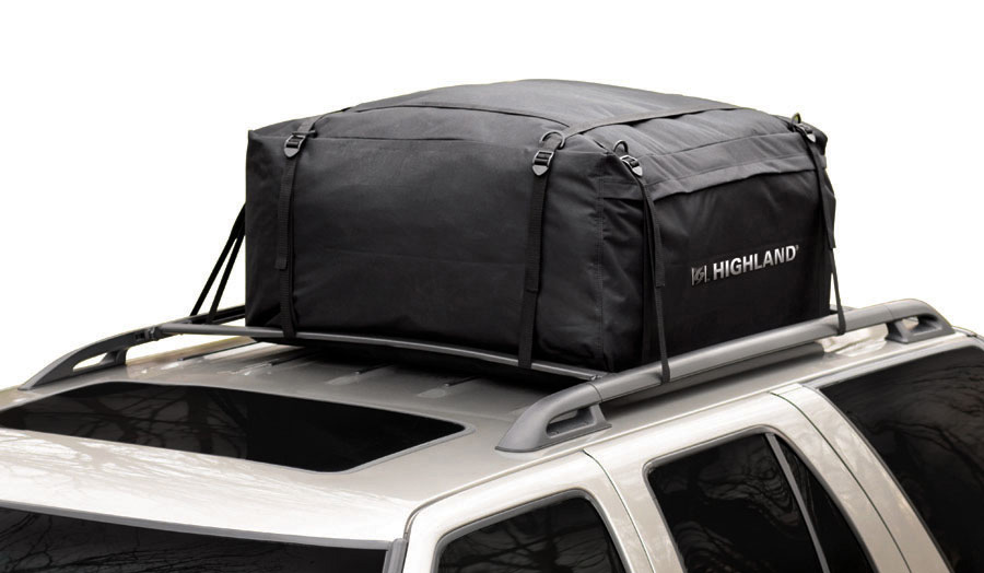 highland soft rooftop cargo bags