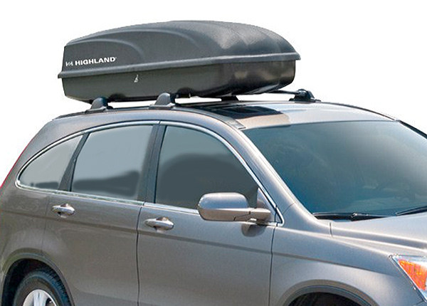 highland u venture rooftop cargo box