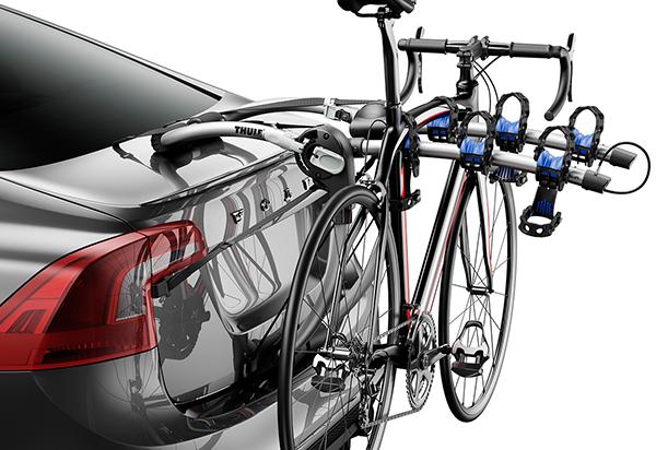 thule archway trunk mount bike rack