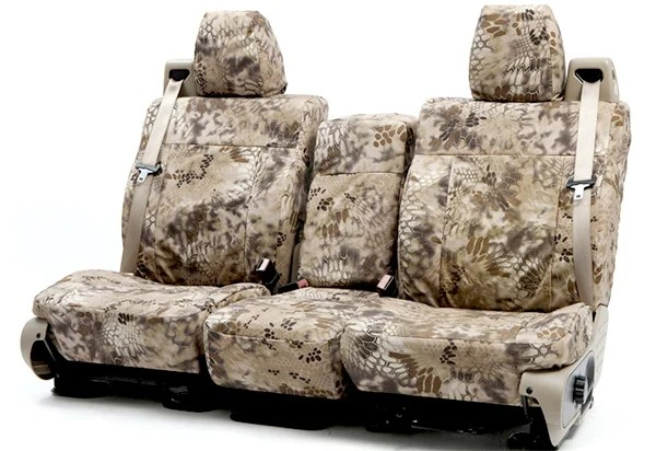 Coverking Kryptek Camo Seat Covers Free Shipping