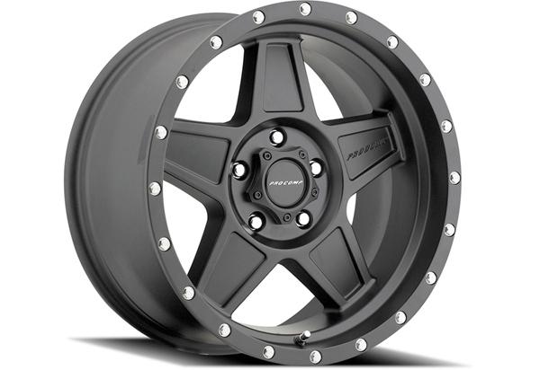 Pro Comp Predator 5035 Series Alloy Wheels Free Shipping