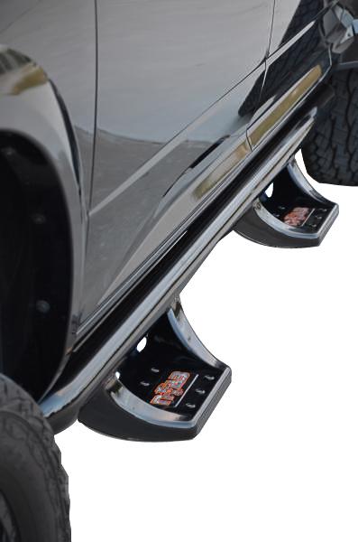 2016 2020 Toyota Tacoma N Fab N Durastep Nerf Bars N Fab
