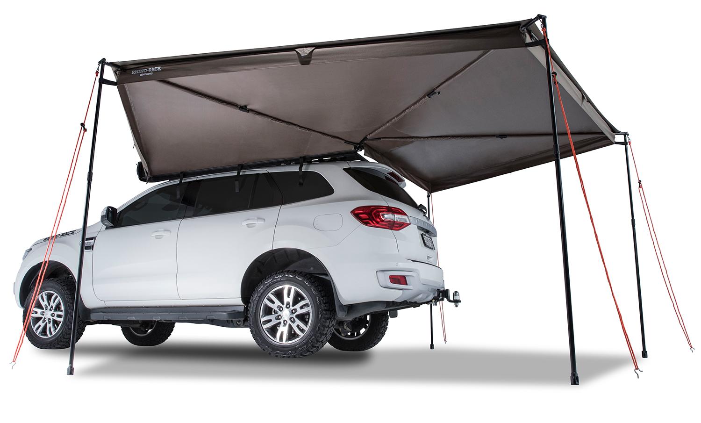 rhino rack batwing car awning
