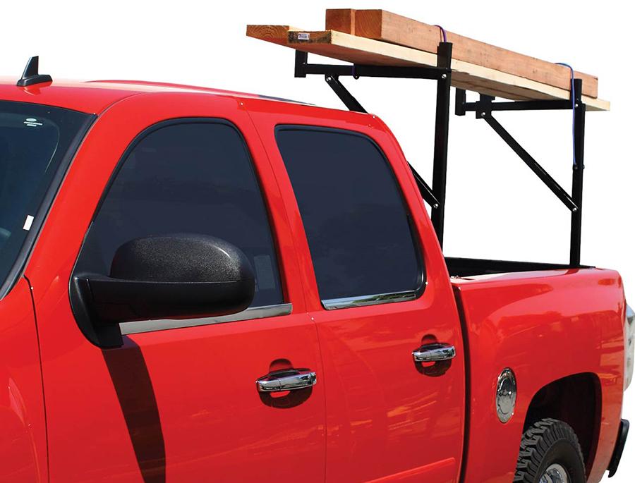 bully ladder rack