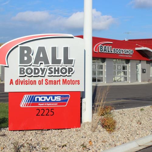 Ball Body Shop
