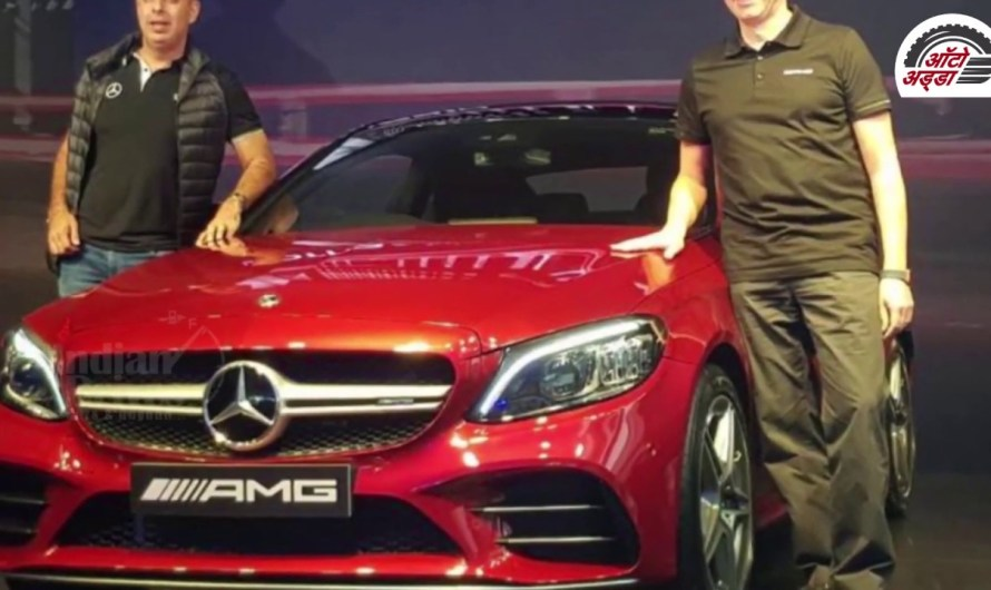 2019 Mercedes AMG C43 Coupe भारत में लॉन्च