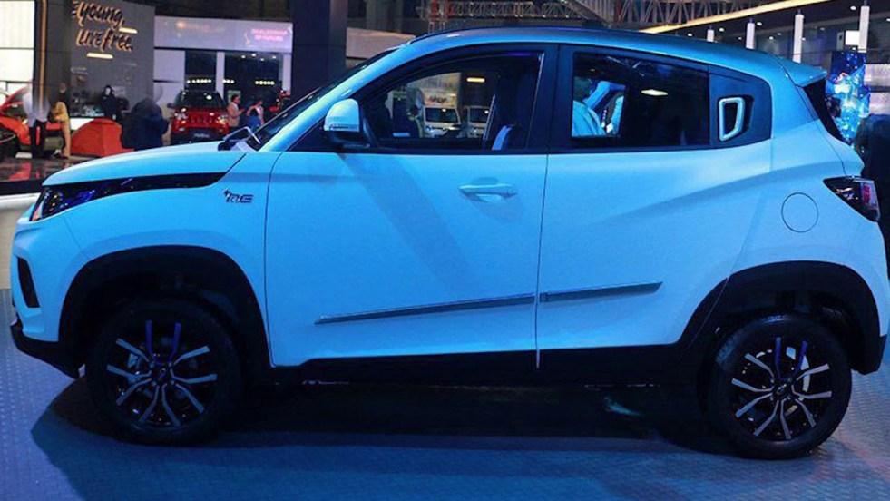 Mahindra e kuv 100 Electric Car जल्द हि होगी लॉन्च