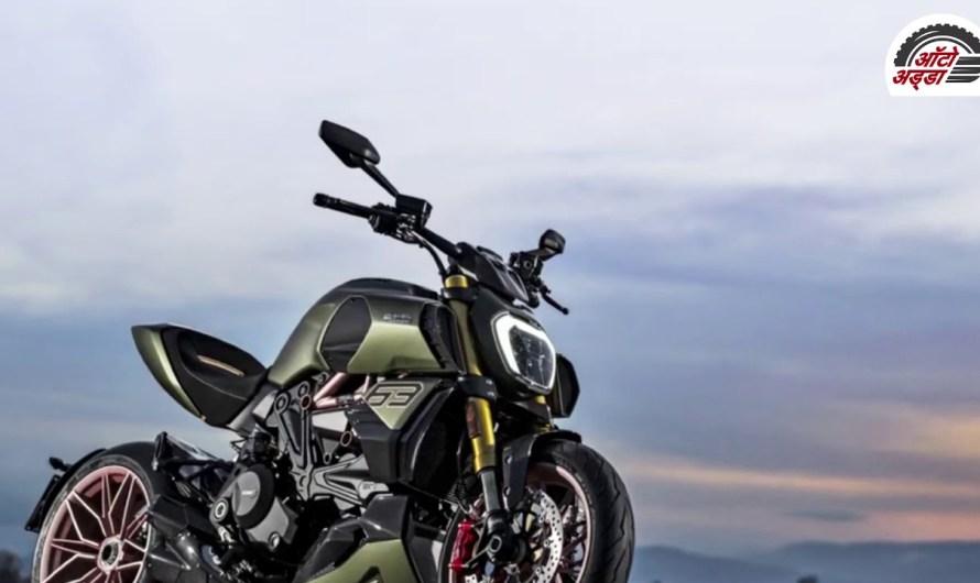 Ducati Diavel 1260 Lamborghini एडिशन हुआ अनविल