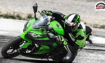 Kawasaki Ninja 300 BS6 जल्द होगी लॉन्च