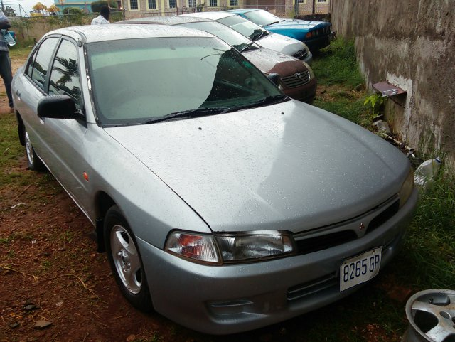1998 Mitsubishi Lancer For Sale In Manchester Jamaica