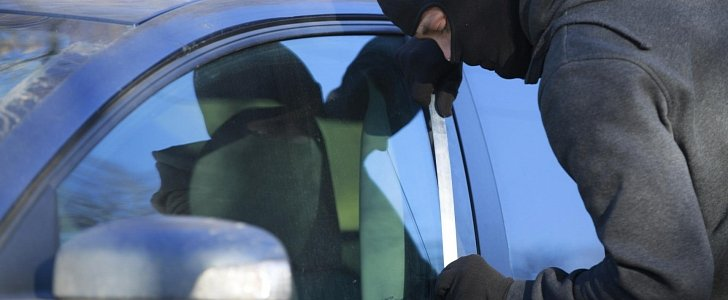 How to Prevent Your Car From Being Broken Into in Five Easy Steps