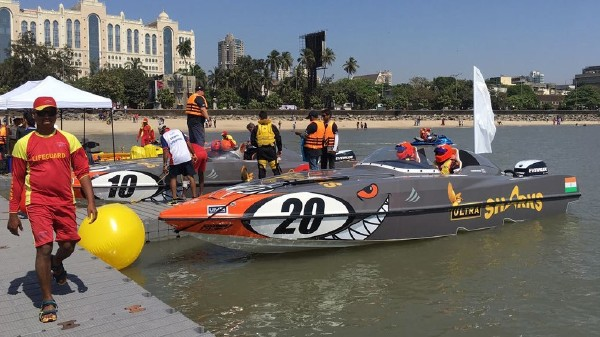 Top four things we learned from Gaurav Gill about power boating
