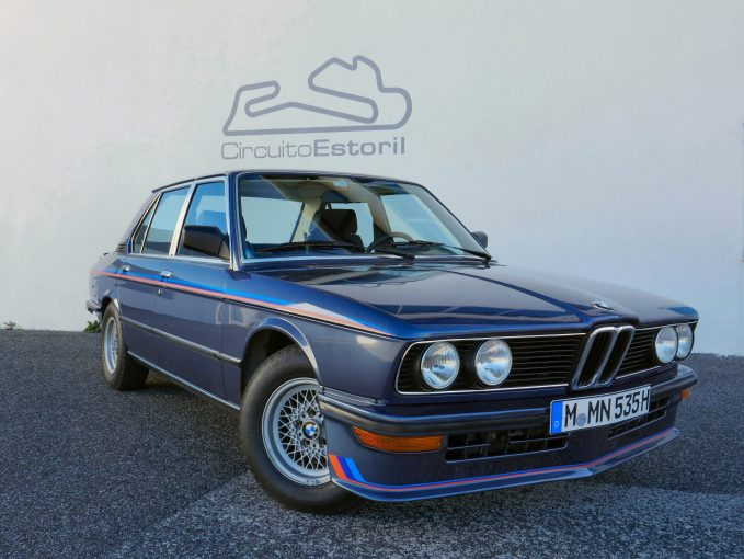 M5 Inception: We Drive Each Generation of BMW M5 Back-to-Back-to-Back