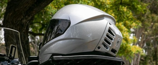 How the Feher ACH-1 Air Conditioning Motorcycle Helmet Works