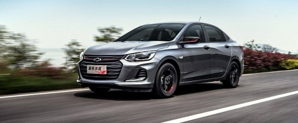 2019 Chevrolet Onix Redline Debuts Ecotec 325T Engine In China