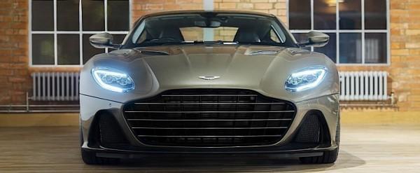 Aston Martin Honors James Bond with OHMSS DBSSuperleggera Priced at £300,007