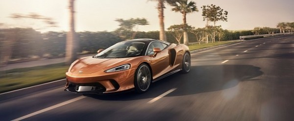 New McLaren GT Will Debut At Top Marques Monaco Supercar Show