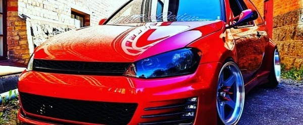Guy Builds 1997 Golf VR6 With 2016 Golf GTI Front, Similar Polo