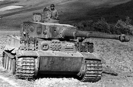 War Machines: Maybach-Powered Panzer Tanks