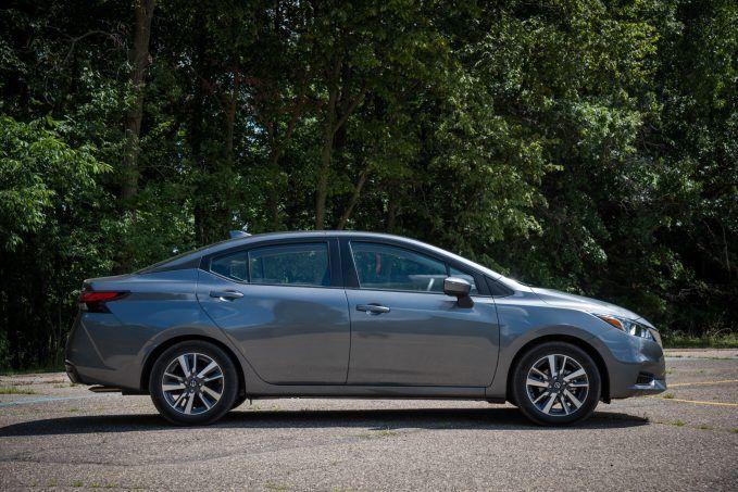 2020 Nissan Versa Review