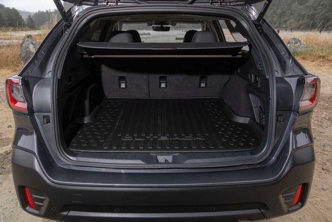 2020 Subaru Outback Review