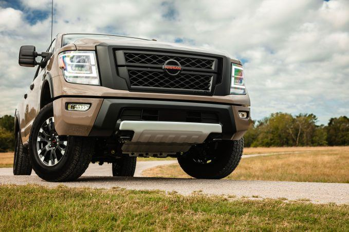 2020 Nissan Titan XD Simplifies and Adds Power