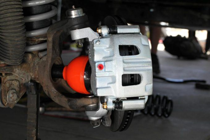 Black Magic Brakes Brings the Stopping Power for the Jeep Wrangler