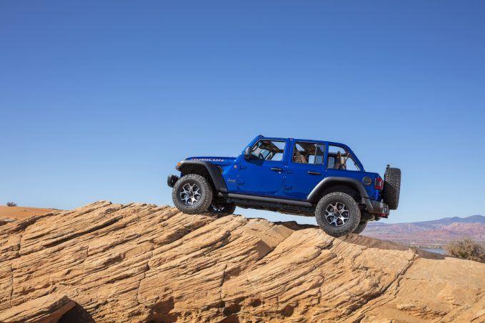 2020 Jeep Wrangler EcoDiesel Packs Big Torque