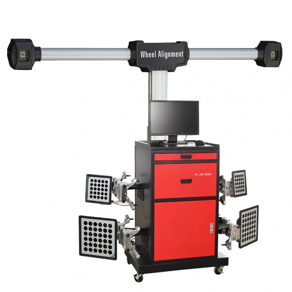 PL-3D-5555 Wheel Alignment Machine