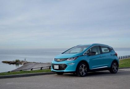 2020 Chevrolet Bolt EV Review