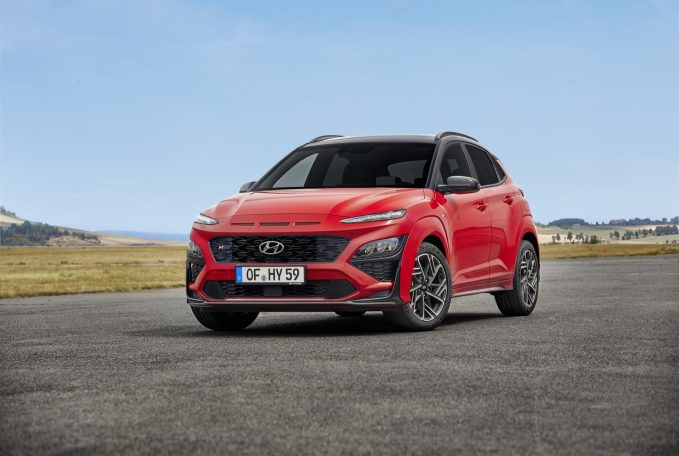 2022 Hyundai Kona Gets Cute Facelift, Hotter N Line Model