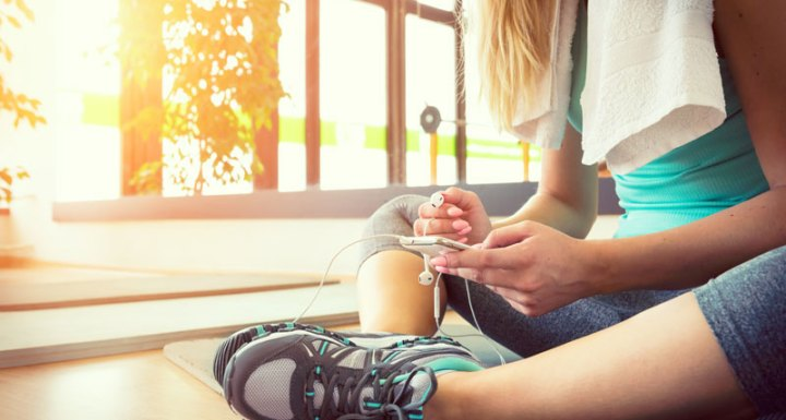 Fitness Apps to Help You Find Your Motivation & Get Healthy