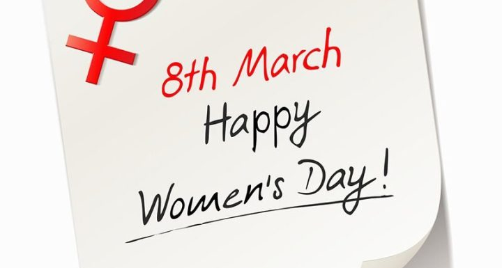 Let's Celebrate International Women's Day!
