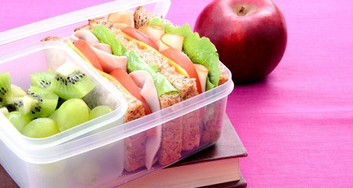 Simple, Healthful Ideas for Your Child's Lunchbox