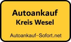 Autoankauf Kreis Wesel