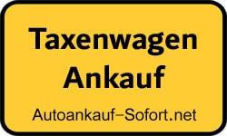 Taxenwagen Ankauf