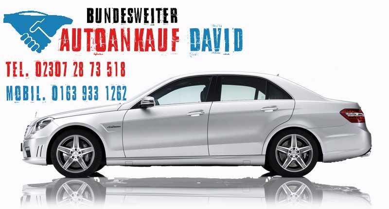 Wir kaufen dein Auto Dortmund
