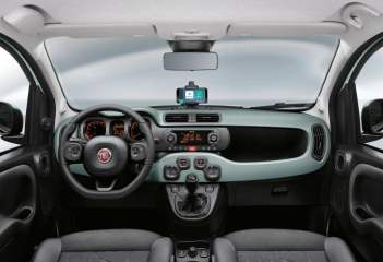 Fiat Panda Hybrid: esterni, interni, motore, data uscita