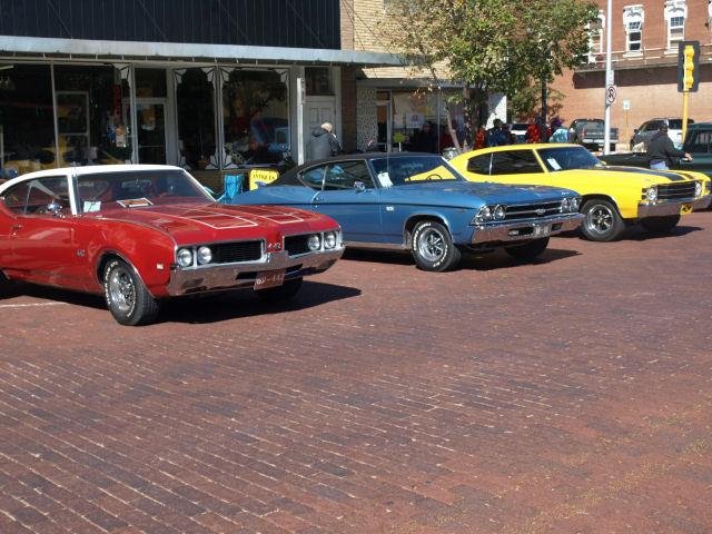Flatland Car Show 2013