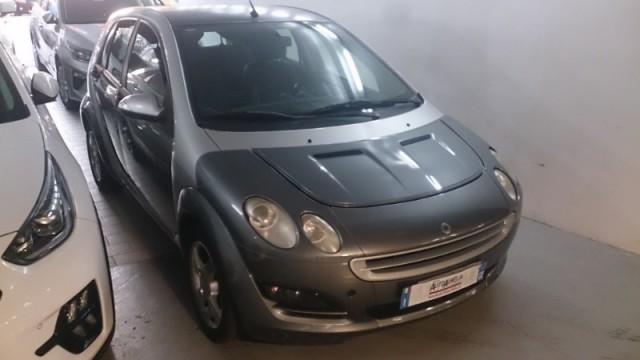 Smart forFour 1.5 cdi 70 kW pulse
