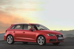 Dies ist das Plug-In Hybridauto Audi A3 Sportback. Bildquelle: Audi